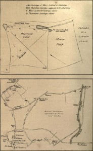 Mary and Abraham's Movements
